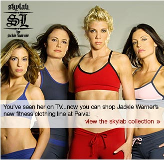 skylab Fitness Clothing By Jackie Warner